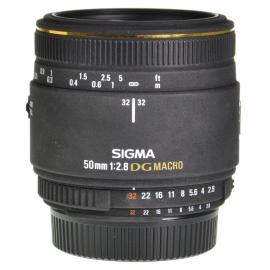 Sigma EX 50mm f/2.8 DG Macro - Nikon