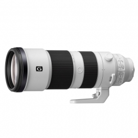 Sony FE 200–600 mm:n F5,6–6,3 G OSS objektiivi