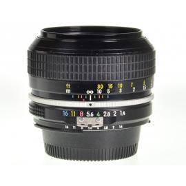Nikon Nikkor 50mm f1.4 Ai