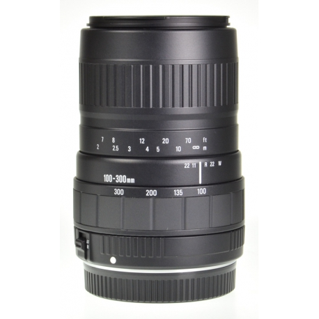 Sigma Zoom 100-300mm f/4.5-6.7 UC - Canon