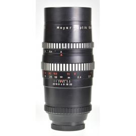 Meyer-Optik Görlitz Orestegor 200mm f/4 - Exakta