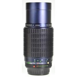 Pentax Takumar-A Zoom 70-200mm f/4 - Pentax K
