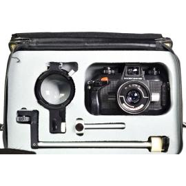 Nikon Nikonos IV-A + 35mm f/2.5 + Close-up unit