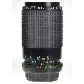 Pentax Takumar-A Zoom 70-210mm f/4.5-5.6 - Pentax K
