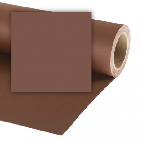 Taustakartonki Peat Brown 2,72m x 11m