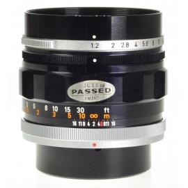 Canon FL 58mm f/1.2