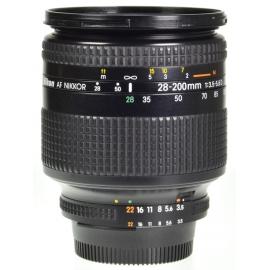 Nikon AF Nikkor 28-200mm f/3.5-5.6 D