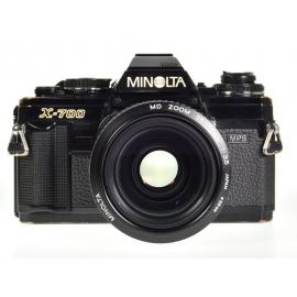 Minolta X-700 MPS + MD Zoom 35-70mm f/3.