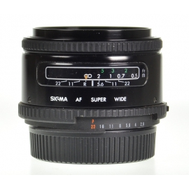Sigma AF Super-Wide II 24mm f/2.8 MC - Nikon