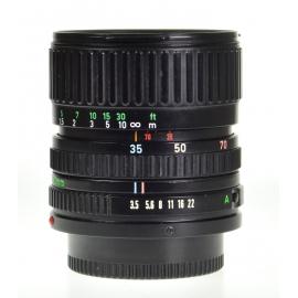 Canon FDn 35-70mm f/3.5-4.5