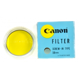 Canon 58mm Y3 2X Filter