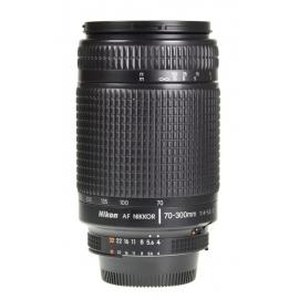 Nikon AF Nikkor 70-300mm f/4-5.6 D
