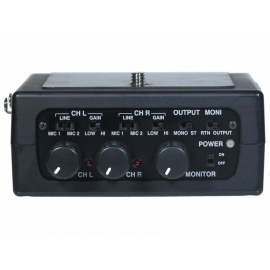 Azden Audio Mixer 2-Channel FMX-DSLR mikseri