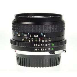 Tokina RMC 24mm f/2.8 - Minolta MD