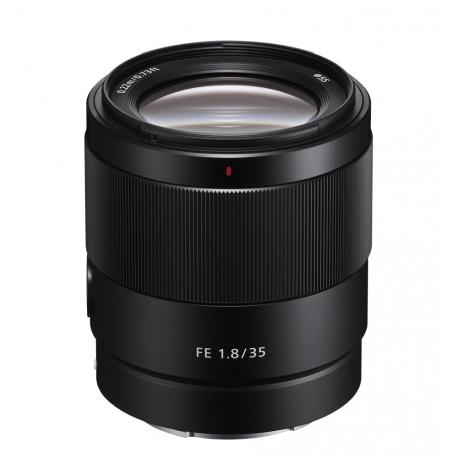 Sony FE 35mm f/1.8 objektiivi