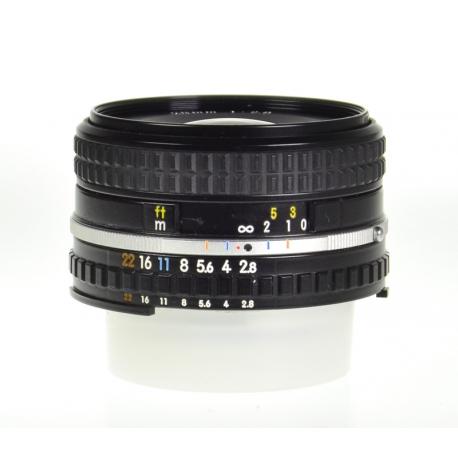 Nikon Series E 28mm f/2.8