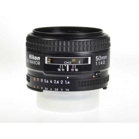 Nikon AF Nikkor 50mm f/1.4 D