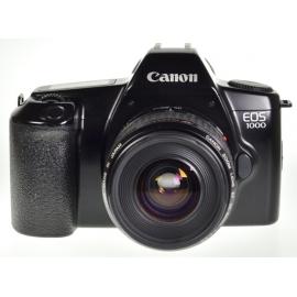 Canon EOS 1000 + EF 35-80mm f/4-5.6m USM