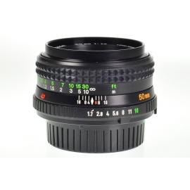 Minolta MD Rokkor 50mm f/1.7