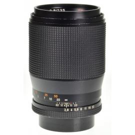 Carl Zeiss Sonnar 135mm f/2.8 T* - C/Y