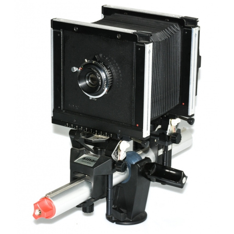 Sinar F 4x5 + Rodenstock 150mm f/9 Apo-Ronar
