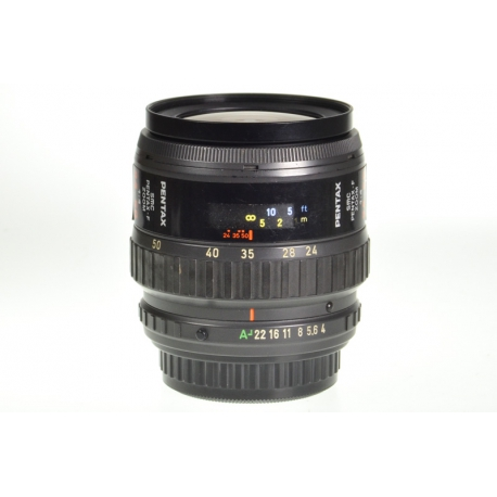 Pentax SMC Pentax-F 24-50mm f/4