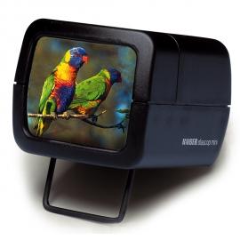 Kaiser Diascop mini 3 laite diakuvien katseluun