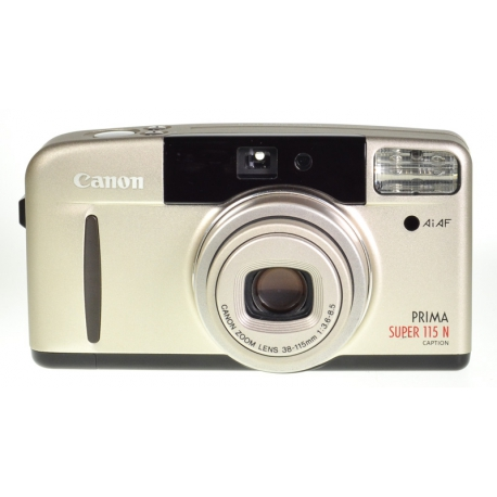 Canon Prima Super 115 N Caption