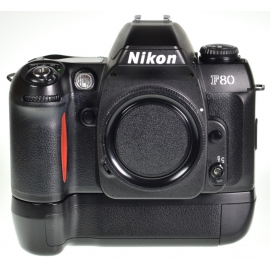 Nikon F80 + MB-16 battery grip