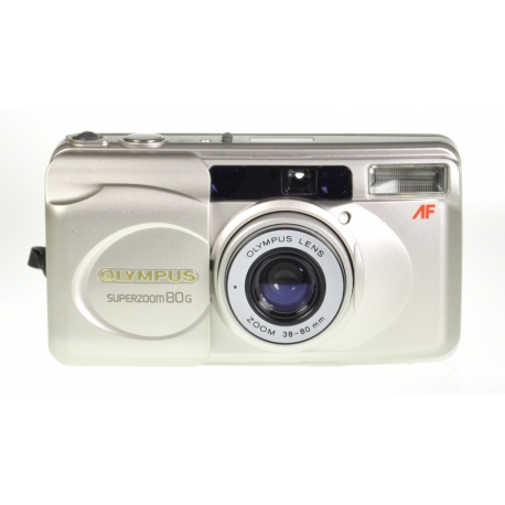 Olympus Superzoom 80G Quartzdate