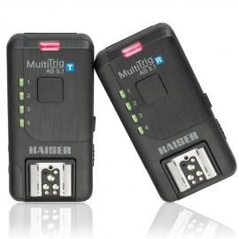 Kaiser MultiTrig 5.1 Radiolaukaisin kameralle ja salamalle