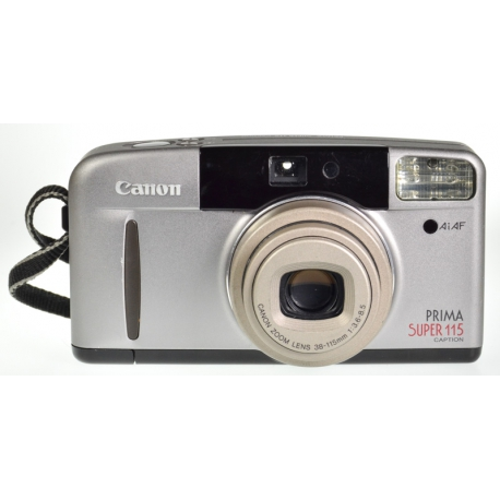Canon Prima Super 115 Caption