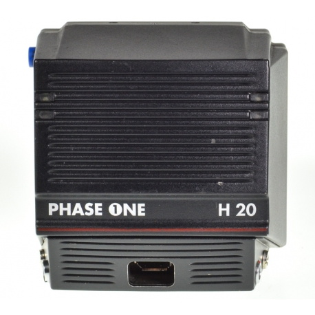 Phase One H20 Digital Back for Hasselblad