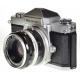 Nikon Nikkormat FS + Nikkor-H Auto 50mm f/2