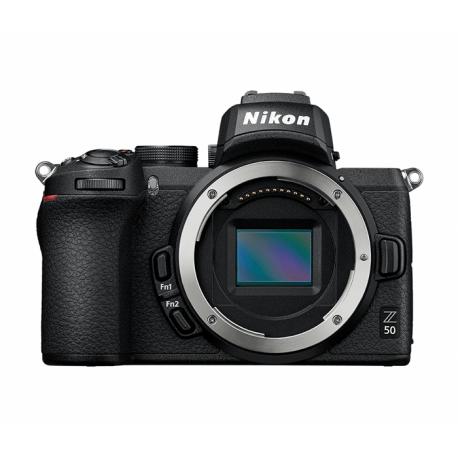 Nikon Z50 peilitön järjestelmäkamera