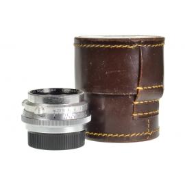 Steinhell Munchen Orthodtigmat 4.5/35mm