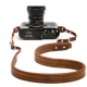 ONAbag Oslo Antique cognac camera strap