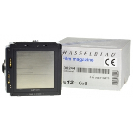 Hasselblad E12 Film Back