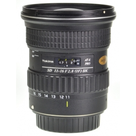Tokina SD 11-16mm f/2.8 (IF) DX AT-X PRO - Canon