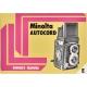 Minolta Autocord - Owner's Manual