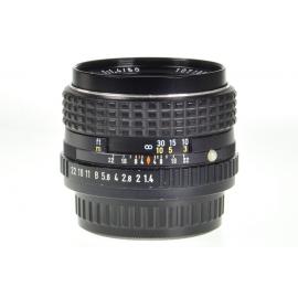 SMC Pentax 50mm f/1.4 - Pentax K
