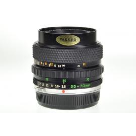 Olympus OM-System 35-70mm f/3.5-4.5 S Zuiko Auto-Zoom