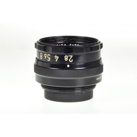 Nikon EL-Nikkor 50mm f/2.8 enlarger lens