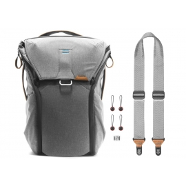 Everyday Backpack 20L - Kamerareppu + Slide - Kamerahihna