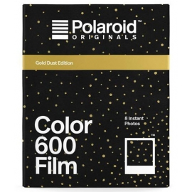 Polaroid Originals Color 600 - Gold Dust Edition