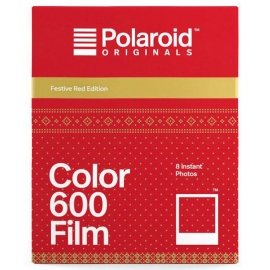 Polaroid Originals Color 600 - Festive Red Edition