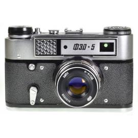 FED-5 +  53mm f/2.8 Industar-61 L/D