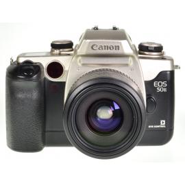 Canon EOS 50E + EF 35-70mm f/3.5-4.5 A