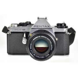 Pentax ME Super + SMC Pentax-M 50mm f/1.7