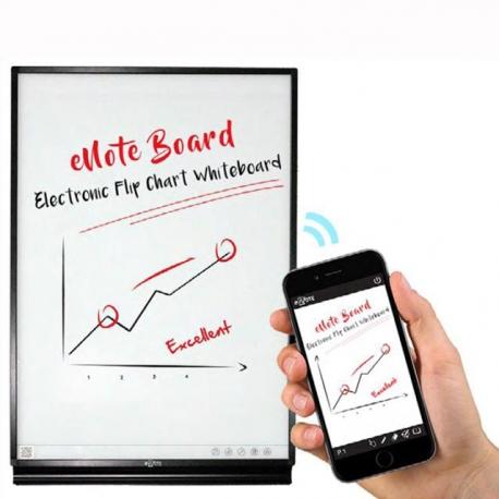 Electronic Flip-Chart